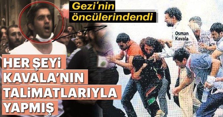 Alabora, Kavala'nın talimatlarıyla Gezi'yi örgütlemiş!