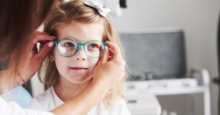 Çocuklarda göz sağlığına dikkat !