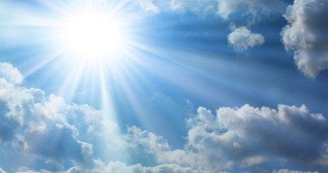 Meteoroloji verilerine göre yurtta 5 günlük hava durumu