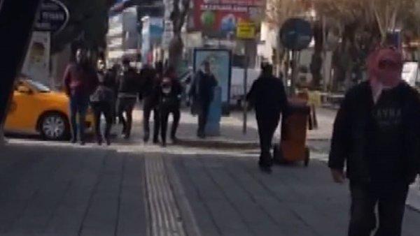 Van'daki 4.7 büyüklüğündeki deprem sonrası ilk görüntüler | Video