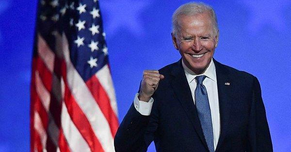 """Son dakika Joe Biden açıklaması! """"Bittiğinde ABD'de başkanlığı kazanmış  olacağız"""" - Son Dakika Haberler"""