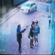 Kelepçeli çocuğu vuran polise müebbet istendi