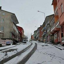 Pülümür'de okullarda 2 gün kar tatili
