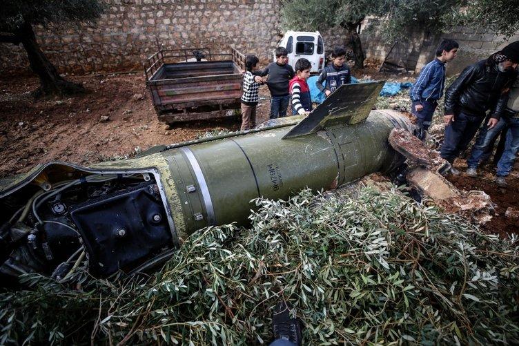 Esad rejimi İdlib'de bir okula saldırdı! Çok sayıda ölü var