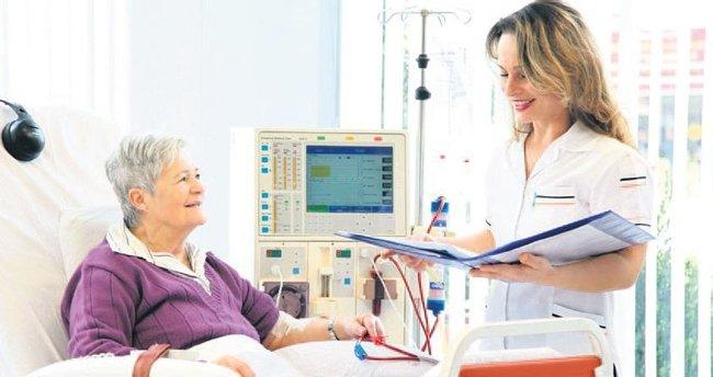Diyaliz hastasına kesintisiz elektrik