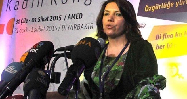HDP'li Vekil Selma Irmak tutuklandı