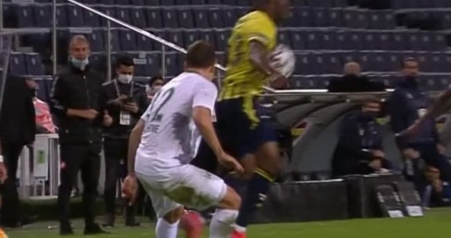 Fenerbahçe'nin golü VAR'a takıldı! İşte o pozisyon