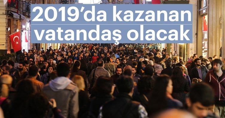 2019'da kazanan vatandaş olacak