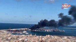 Darbeci Hafter güçlerinden Trablus limanına saldırı | Video