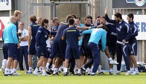 Spor Gündeminden Başlıklar 24/09/2009