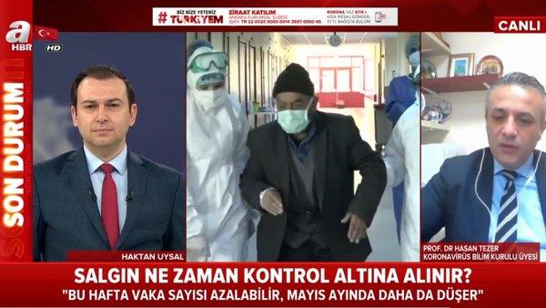 Son dakika: Corona virüsü Türkiye'de ne zaman kontrol altına alınır? | Video