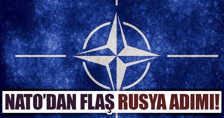 Son Dakika Haberi:NATO Rus diplomatların akreditasyonunu iptal etti!