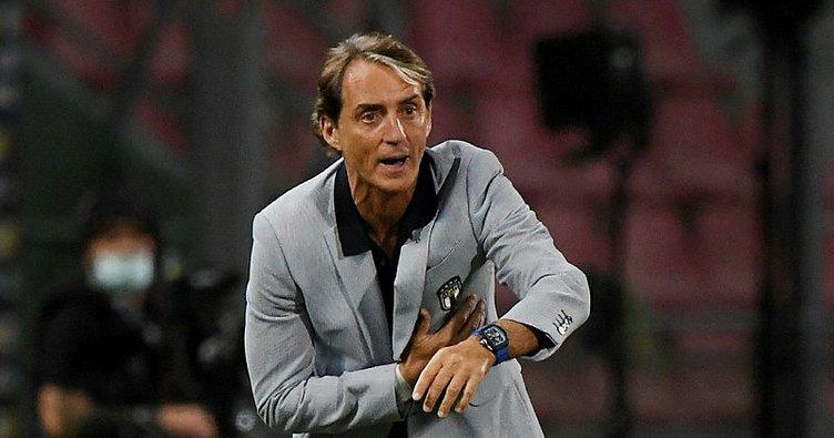 Roberto Mancini'den Burak Yılmaz yorumu: Çok sevdiğim bir oyuncu ama...