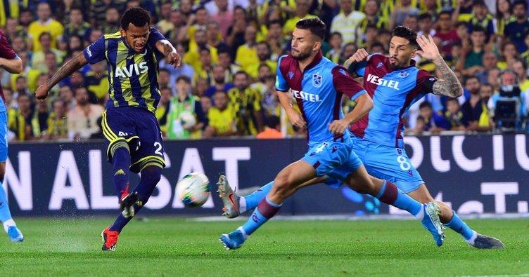 Kadıköy'de nefes kesen mücadele: Fenerbahçe ile Trabzonspor yenişemedi