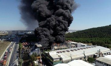 Tuzla'daki yangın sonrası beklenen kimyasal yağmur ile ilgili AFAD'dan açıklama geldi!