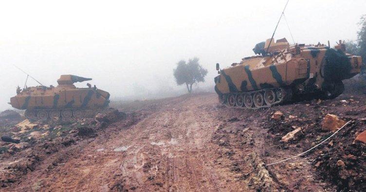 Teröristler Amanos'a artık sızamıyor