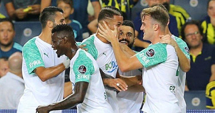 Ligin ilk haftasında en fazla gençlerine güvenen takım Bursaspor