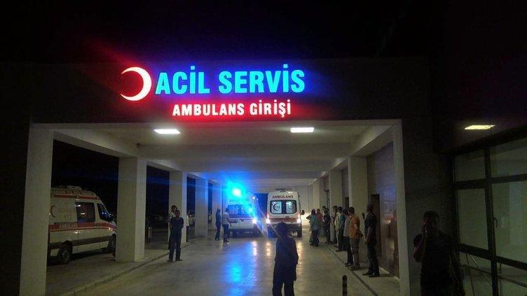 Jandarma karakoluna bombalı saldırı: 1 ölü, 12 yaralı