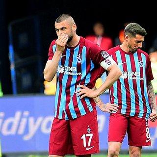 Trabzonspor'dan Burak, Sosa ve Kucka açıklaması