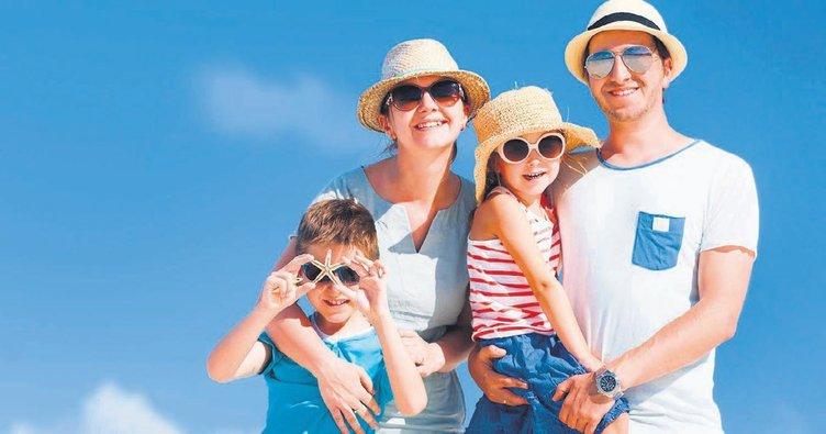 Çocukla tatil yapmanın püf noktaları