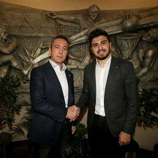 Fenerbahçe'de Ozan Tufan imzayı attı
