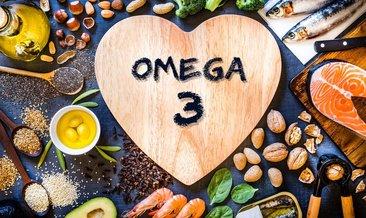 Omega 3'ün faydaları