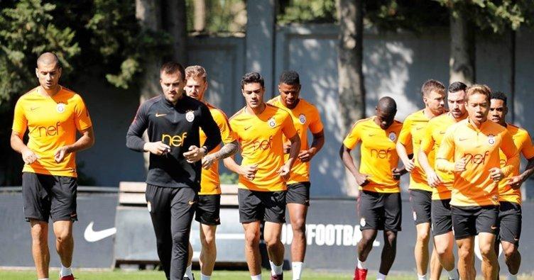 Galatasaray'da Devler Ligi mesaisi başladı