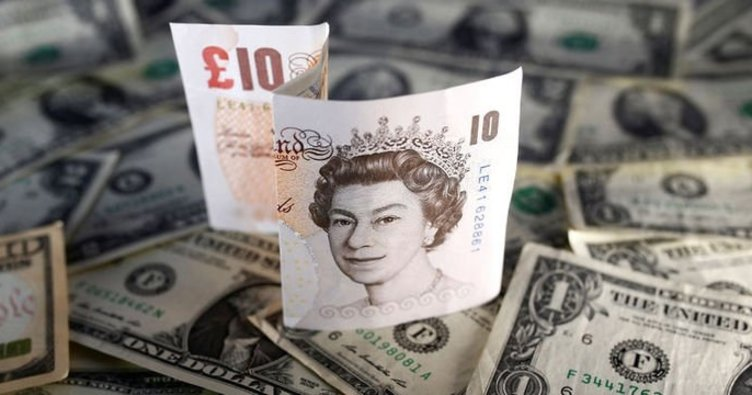 İngiliz Sterlini ABD Doları karşısında güçlenmeye devam ediyor