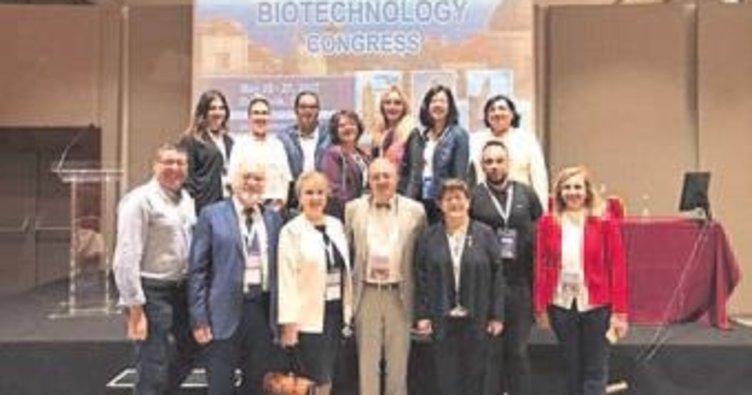 Biyoteknoloji kongresine ilgi