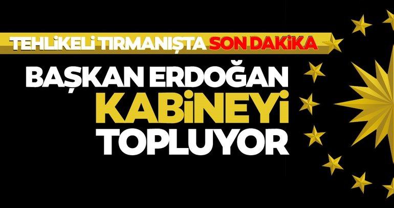 Son dakika haberi: Başkan Erdoğan Kabine'yi topluyor! Yeni corona tedbirleri açıklanacak mı?