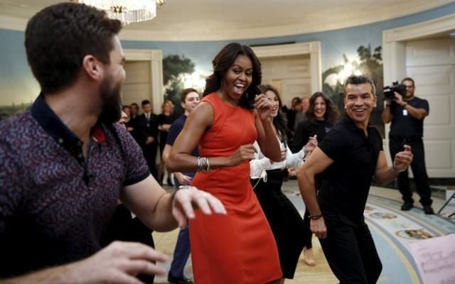 Obama'ların muhteşem hayatı