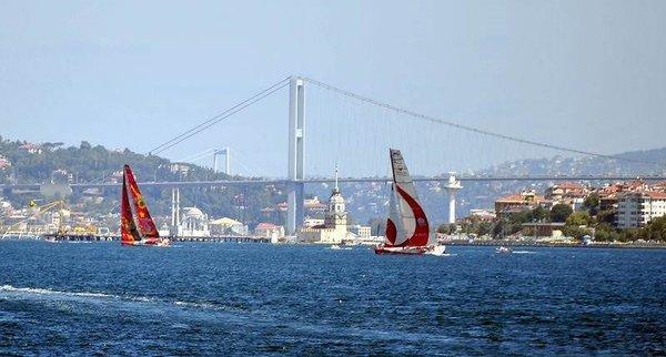 İstanbul Europa Race başladı