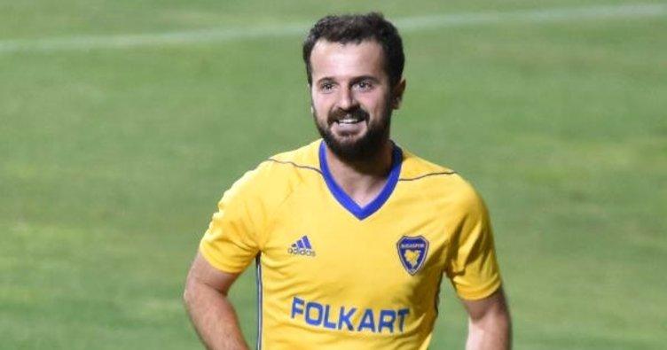 Bucasporluİlyas Çakmak 5 takım kadar gol attı