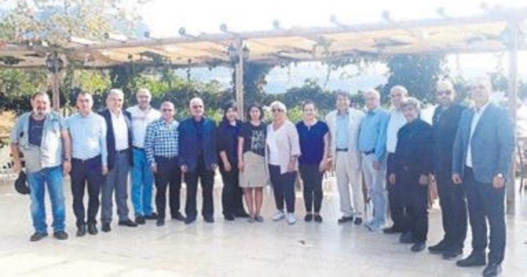 Kaş'ta Kent Konseyi toplandı