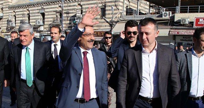 Diyarbakır'da Bismil Koordinasyon Merkezi açılıyor