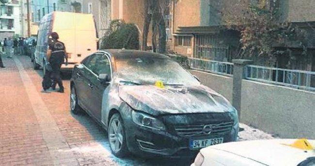 26 aracı kundaklayan hain yakalandı