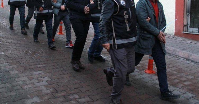Adana merkezli FETÖ operasyonu: 12 gözaltı