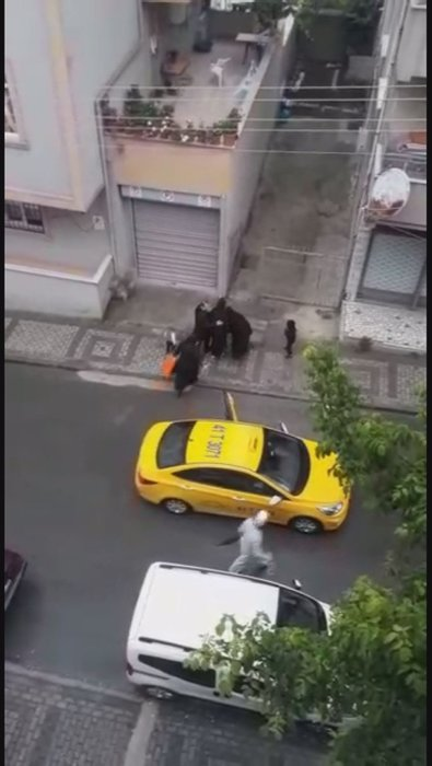 Doğum yapan kadını araçtan atan taksici için ev hapsi kararı