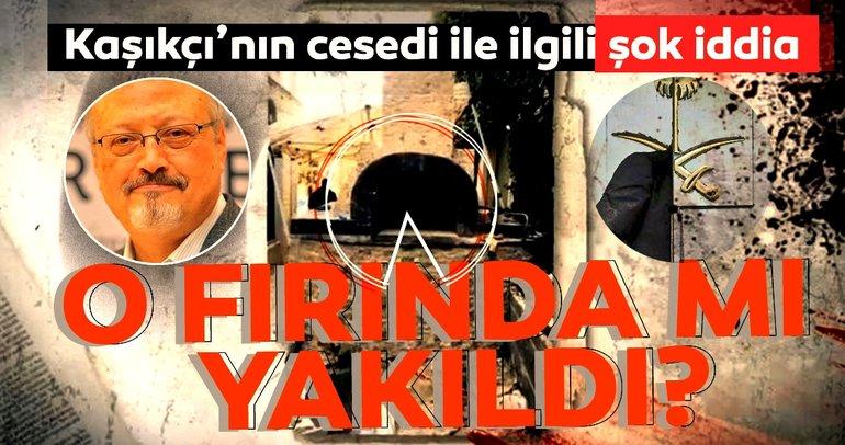 Son dakika haberi: Cemal Kaşıkçı'nın cesedi hakkında korkunç iddia! Fırında yaktıktan sonra...