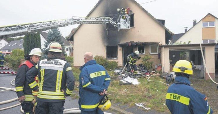 Ev küle döndü ev sahibi kayıp