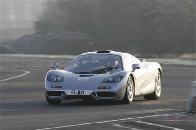 En hızlı spor arabalar