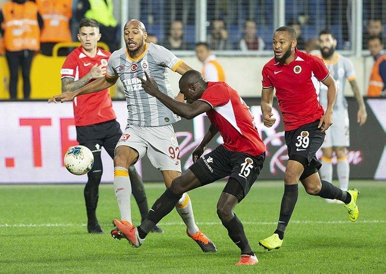 Ahmet Çakar Gençlerbirliği - Galatasaray maçını değerlendirdi