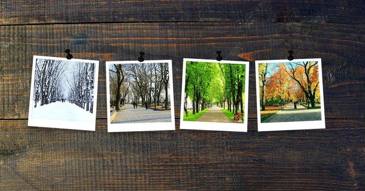 İngilizce mevsimler - İngilizce 4 mevsim yazılışı ve okunuşu