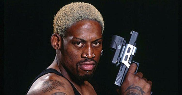 Dennis Rodman kimdir? Madonna ile ilgili ortaya attığı çarpıcı iddia ne?
