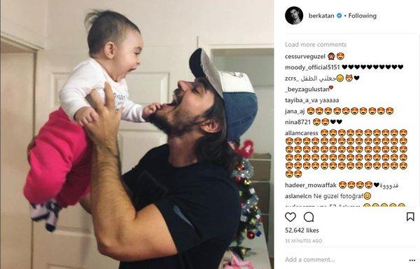 Ünlülerin Instagram paylaşımları (06.01.2018)