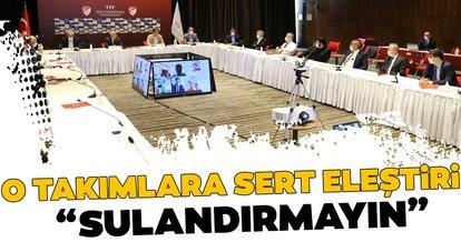 Murat Özbostan: %60 vaka İstanbul'da maçları burada mı oynayalım