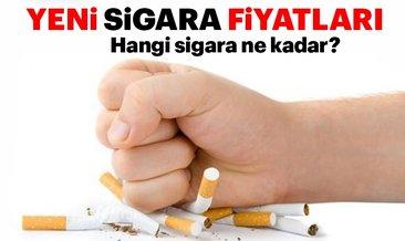 Zam Sonrası Sigara Fiyatı Listesi 2019 Güncel Sigara Fiyatları Ne