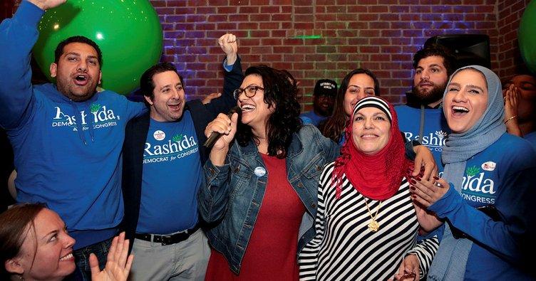 ABD Temsilciler Meclisine giren Müslüman kadınlardan ilk açıklama