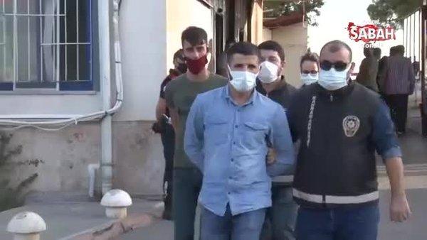 Rezidans gaspçılarından ilginç savunma: Bizimkisi bir aşk hikayesi   Video