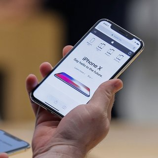 iPhone X'te Touch ID uyarısı çıktı
